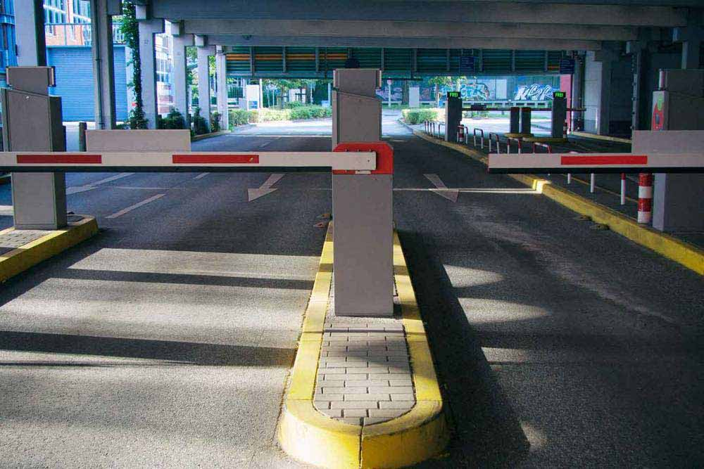 Commercial Parking Barrier Systems