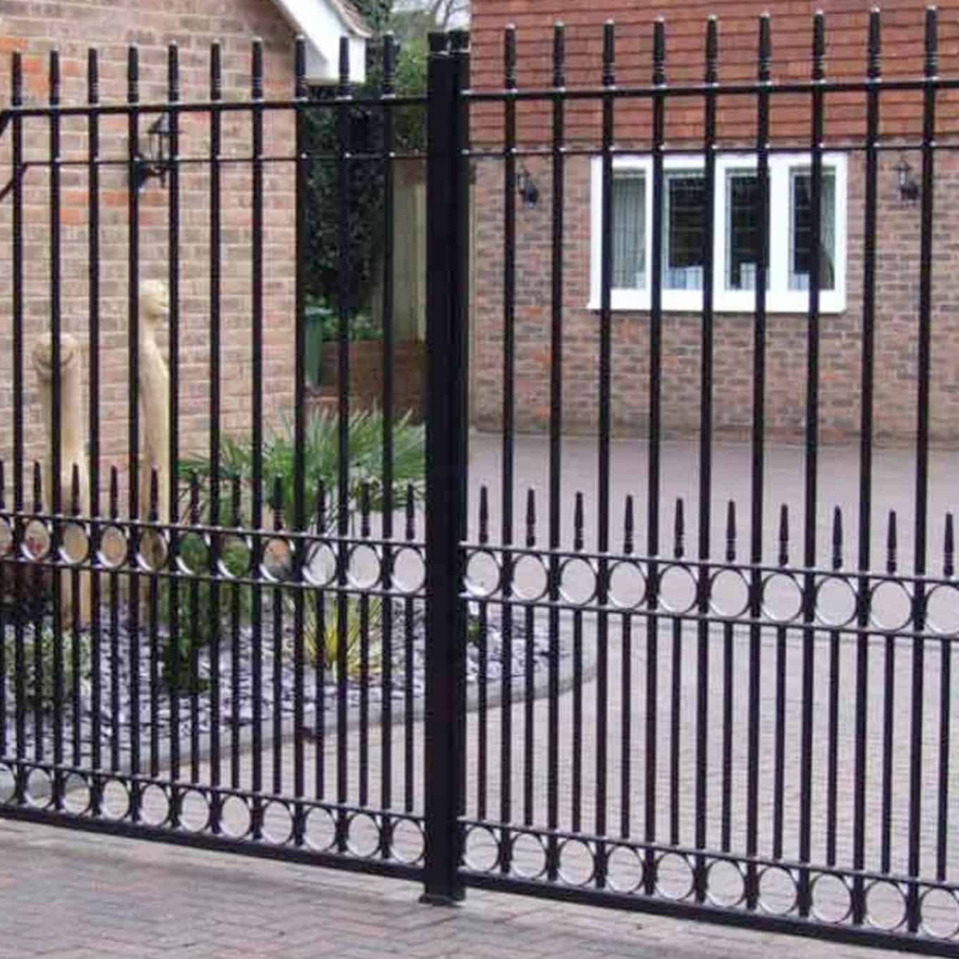 Residential Slider Fence Gates